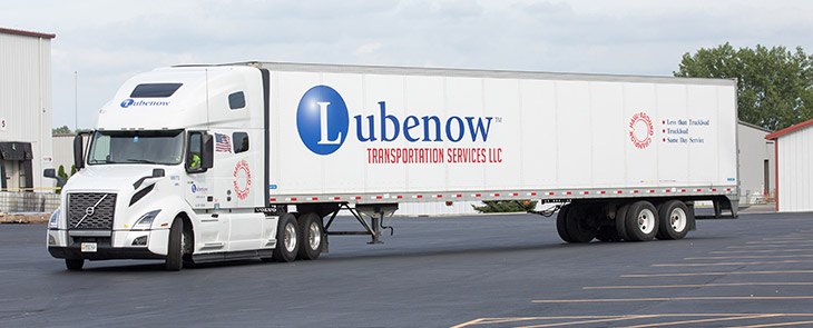 Lubenow Semi Truck