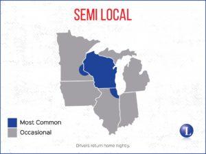 Semi Local Map Coverage