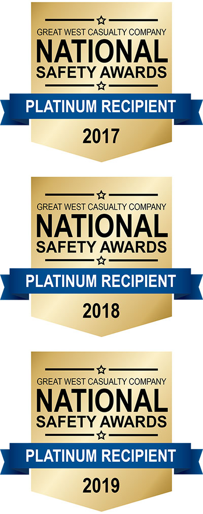 National Safety Awards